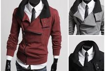 Attire for a Geeky Gentleman / Stylish and geeky clothing