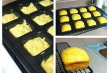 Pampered Chef Brownie Pan / by Heather Huff