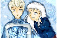Frozen/Jelsa / Chibitaliasweet91©  Ufficial Fanart