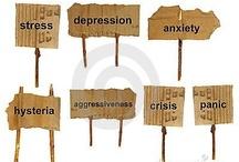 C-PTSD, Bipolar, depression, anxiety,  & panic disorders . / Bipolar disorder, the roller coaster of life, plus depression, anxiety, ADD, PTSD, and panic attacks. / by Pamela