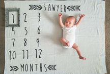 baby personalized blanket