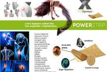 FG Xpress PowerStrips / PowerStrips tapasz a mindennapokban.
