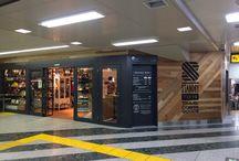 tokyo station Cafe
