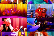 Pixar and Other Movie Goodness