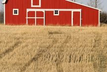 Just barns / by Donna 'Wolf' Raymond