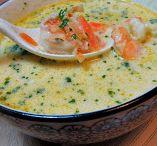 soupe/potage/crème
