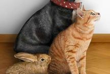 Blended Animal Family