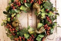't Oekje  / Kransen, vogelvoer, matroesjka, houtsnijwerk, Pasen, kerst