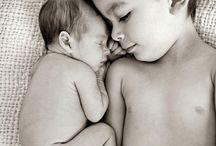 Fotoshoot geboorte