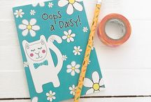 Nook and Crannie Stationery