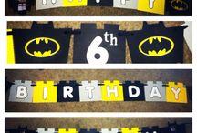 Party Lego Batman