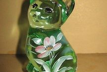 animal glassware