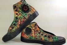 Art Walks / Custom painted shoes