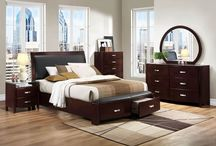 Contemporary Bedroom Sets / Contemporary Bedroom Sets are perfect for today's modern home decor.  Fresh designs, straight lines and chic colors define your bedroom suite.  Affordable pricing on Quality Furniture is what we offer!