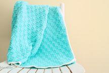 crochet - blankets, not squared