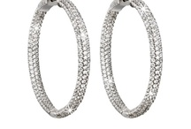 Hoop Earrings / by Eve's Addiction