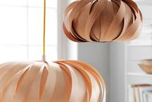 DIY lamp / inšpirácia pre lampové tienidlá