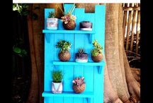 Garden Ideas - Recycle