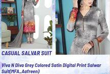 Casual Salwar Suit