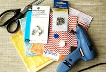 DIY PROJECTS / by Danielle Keister-Hansen