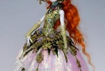 Monster High Repaint Custom Dolls