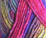 spun variegated yarns