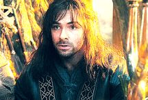 Kili / Aidan Turner as Kili from The Hobbit