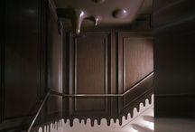 Chocolate interiors / Chocolate inspired interiors