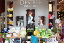 Our Store / A glimpse inside the unique world at Desiree China & Gifts.