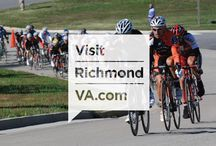 RVABiking / The world races into Richmond for Richmond2015, but the Richmond Region is great for two wheelers of every sort. / by VisitRichmondVA
