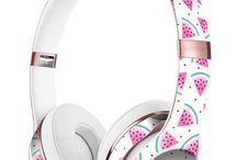 Headphones x