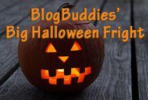 BlogBuddies: Halloween / We enjoy telling frightful stories on Halloween, don't you?