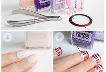 Nails - Nail Art DIY