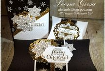 Christmas Cards 2015 // Stampin' Up!