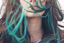 hair did / by Elizabeth Olsen