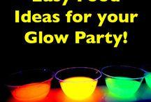 Glow party / by Sadie Jade Wilkerson