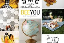 Clique Kits 2017 Febuary Bee You Kit
