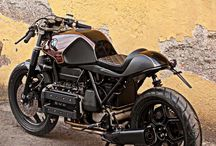BMW K100 / My favourite customized