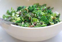 Crazy good salads / by Erin Croft