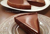 Gâteau au chocolat au mascarpone