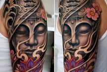 Budda tattoo / Buddha tattoo