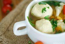 knedlicky do polievky
