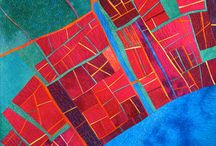 Art quilts / by Joanna Richards