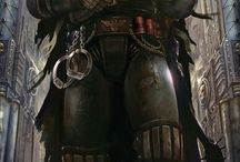 Warhammer 40K. Character
