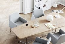 Creative Spaces / Work spaces that inspire creativity