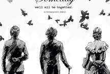 The Infernal Devices & The Mortal Instruments / ❤Tessa&Will&Jem❤
