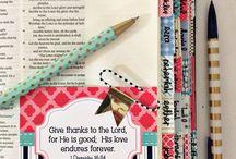 Biblie Journaling Tabs