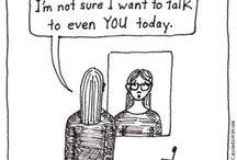 About my introverted self