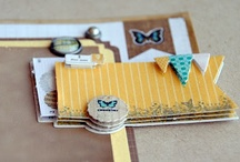 scrapbooking ideas / by Donna Van Etten