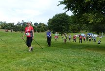Nordic Challenge Ashton Court July 2014 / We were very excited to host the UK's first Nordic walking race here in Bristol in conjunction with British Nordic Walking. What a fabulous day and our walkers claimed 3 of the top 6 places (over 80 entrants). It was a huge success and we're looking forward to sending a Bristol Nordic Walking team to the next race!